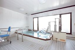 しののめ荘(浴室)