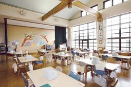しののめ荘(食堂)