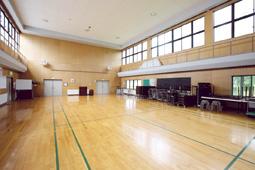 しののめ荘(体育館)
