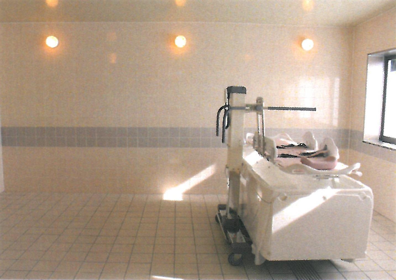 南館 機械浴室